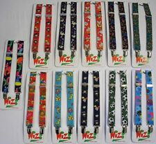 Childrens Kids Unisex Boys Braces Suspenders Adjustable Funky Pattern Camo 1-12