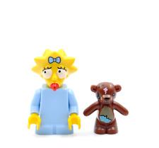 Lego Minifigures Maggie Simpson The Simpsons series 1 (71005)