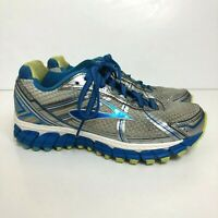 Brooks Adrenaline GTS 15 Women's Size US 6 Wide (D) Athletic Running Shoes Blue