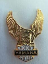 PIN'S MOTO /   SIGLE  YAMAHA   /  RARE