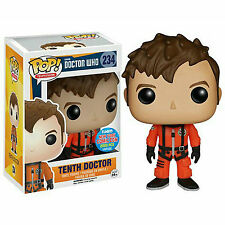 Funko Pop - Doctor Who Tenth Doctor in Spacesuit NYCC Exclusive - NEW/NEUF
