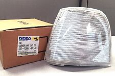 Depo - 441-1506L-UE-C - 83-90  Audi 100 - LH Corner Lamp/Clear  *Ships from USA*