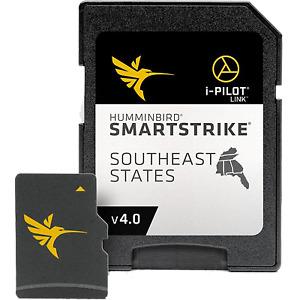 Humminbird SmartStrike Maps, Southeast States V4