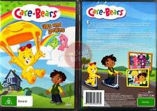 CARE BEARS Ups and Downs NEW DVD classic cartoon