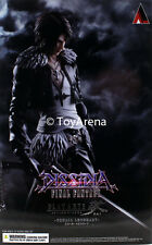 Play Arts Kai Squall Final Fantasy VIII Action Figure Square Enix Authentic