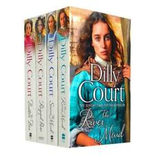 Dilly Court 4 Books Adult Collection Paperback Set
