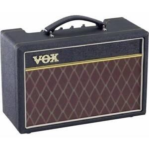 VOX Amplification Pathfinder 10 E-Gitarrenverstärker Schwarz, Braun