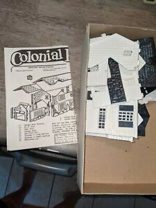 K-Lineville Building Kit Colonial House