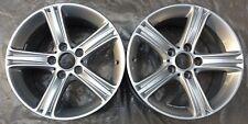 1 BMW Alufelge Styling 393 7.5Jx17 ET37 6796242 3er F30 F31 4er F32  F36 F2832