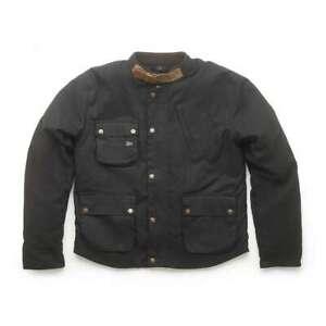 Fuel Motorcycles Division 2 Jacket - Black