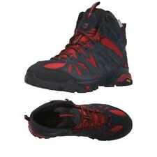 Merrell Men NEW Capra Mid Waterproof Hiking Trail Gray Red Size 8.5 Boots