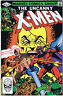THE UNCANNY X-MEN 161 Marvel Comics 1982 MAGNETO Professor Xavier Baron Strucker