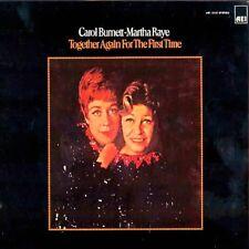 Carol Burnett Martha Raye Together Again For The First Time Record 1968    lp596