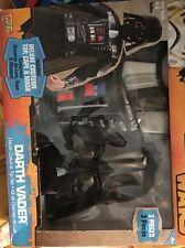 Disney STAR WARS Darth Vader Costume Top Cape Mask 3 pcs New