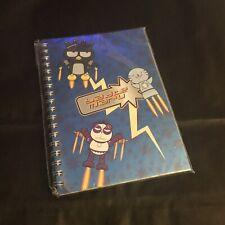 Vintage 2006 Sanrio Bad Badtz Maru Robot Notebook Stationery