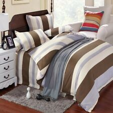 UK Luxury Duvet Quilt Cover With Pillowcases Bedding Set Single & Double &