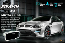 HOLDEN COMMODORE PERFORMANCE BOOSTER STEALTH THROTTLE CONTROLLER VE SS HSV V8 4.