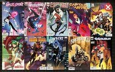 2099 Variant Month Lot of 35 comics NM Spider-Man Doom X-Men Daredevil + More