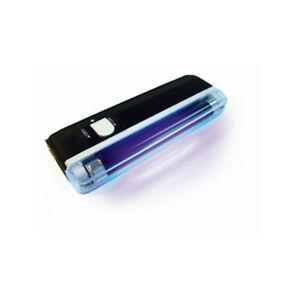 Lampe UV portative pour détecter la phosphorescence, fluorescences.