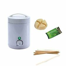 NEW Huini Professional Home Depilatory Wax Heater Waxing Pot 120ml Kit