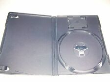 NEW Original Sony PlayStation 2 PS2 Replacement Case w/ Memory Card Slot & LOGO