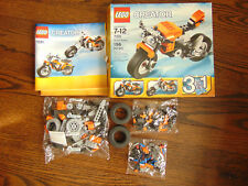 LEGO 7291 CREATOR 3 IN 1 STREET REBEL 196pcs. AGES 7-12 NEW