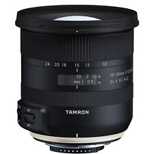 Tamron 10-24mm F3.5-4.5 Di II VC HLD Lens in Nikon Fit (B023)