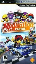 ModNation Racers UMD PSP RE-SEALED COMPLETE SONY PLAYSTATION PORTABLE GAME