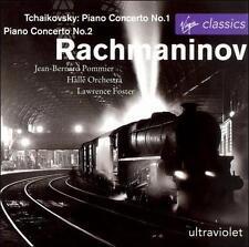 Rachmaninov Tchaikovsky # Piano Concertos Pommier Halle Orch Foster (Virgin) CD