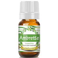 Ambrette Essential Oil (Premium Essential Oil) - Therapeutic Grade - 10ml