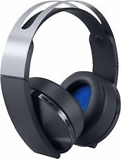 PS4 Platinum Wireless Headset - Limited run-Sony