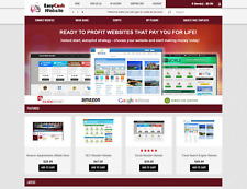 Turnkey Websites Selling Business, 100% Autopilot, Free Hosting For 1 Month