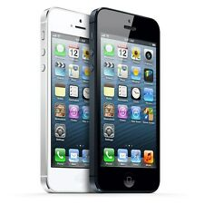 apple iphone 5 16gb factory unlocked black and white smartphone