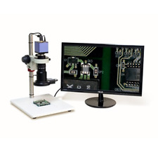 Aven 26700 103 10 Macro Zoom Video Inspection System 7000 Pk M2 With Boom Stand