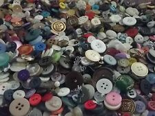 BUTTONS Bulk 300 lot of mix  older And Modern ( i select) crafts,sewing