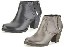 Clarks Block Heel Ankle Boots for Women
