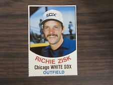 1977 Hostess Cup Cakes # 127 Richie Zisk Card Chicago White Sox (B67)