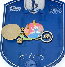 Le Disney Pin✿Cinderella 110th Legacy Collection Pumpkin Royal Coach Hinged New
