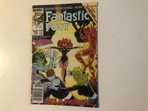 FANTASTIC FOUR Vol.1/No.286 - LIKE A PHOENIX - MARVEL - 1984 midgrade
