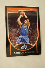 NBA CARD - Topps - Bowman Series - Carlos Boozer - Jazz