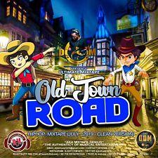 Dj Dotcom - Old Town Road Hip Hop Mix CD