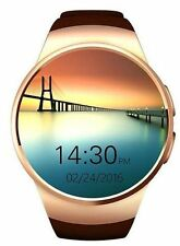 Dymate KW18 Bluetooth Calling 1.3 inch Touch Screen Smartwatch for Android IOS