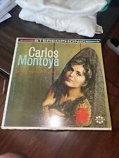 New listing Latin Lp Carlos Montoya Plays Latin Favorites On Spinorama