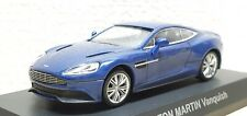 1/64 Kyosho ASTON MARTIN VANQUISH BLUE diecast car model