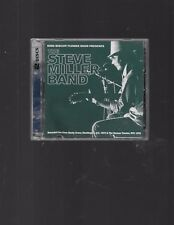 King Biscuit Flower Hour Presents the Steve Miller Band (2) CD 1973