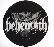 BEHEMOTH ROUND    BACK PATCH