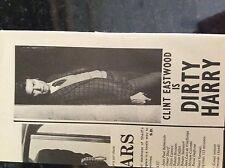 m9-9a ephemera 1970s film review dirty harry clint eastwood