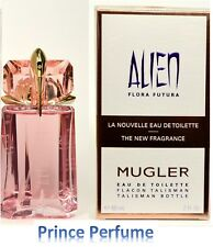 THIERRY MUGLER ALIEN FLORA FUTURA LA NOUVELLE EDT TALISMAN BOTTLE SPRAY - 60 ml