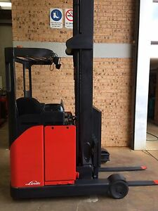 National Linde Late Model R16HD 9.1m Refurbished Low Hours. Special Clearance!!!