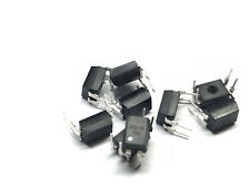 PC817 4 pin DIL Optoisolator / Optocoupler - Pack of 2